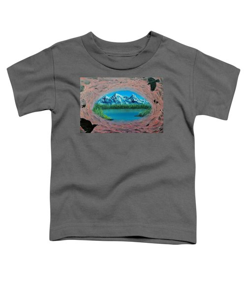 400 Crows Toddler T-Shirt