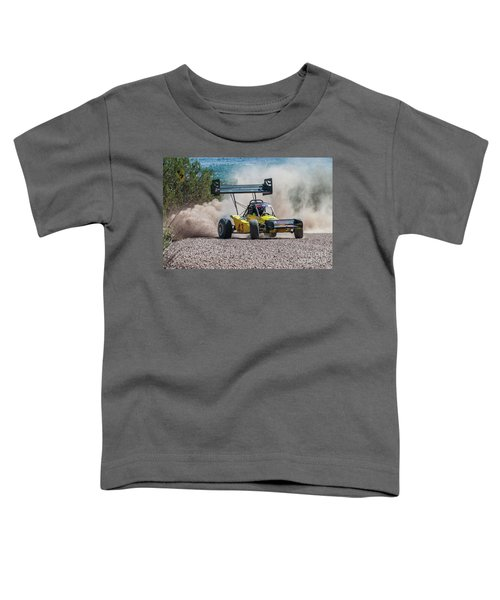 #43 Spencer Steele Toddler T-Shirt