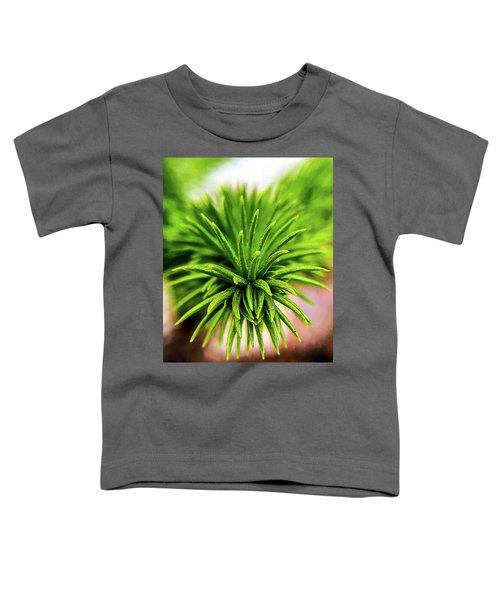 Green Spines Toddler T-Shirt