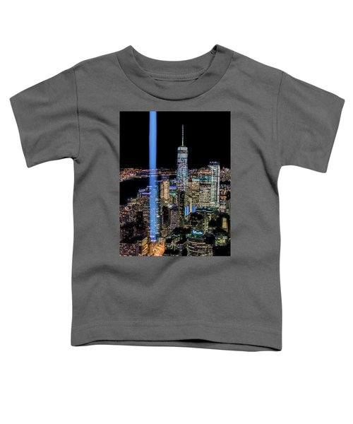 911 Lights Toddler T-Shirt
