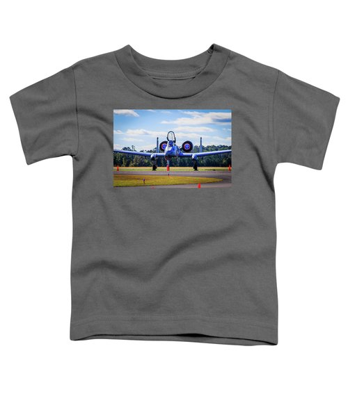 A-10c Thunderbolt II Toddler T-Shirt