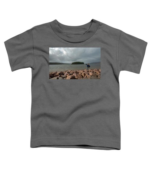 A Charming Little Girl In The Isle Of Skye 1 Toddler T-Shirt