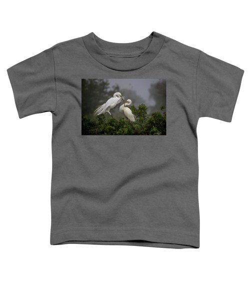 A Couple Of Birds Toddler T-Shirt