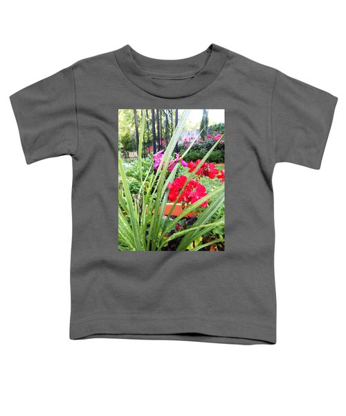 A Litle Red Toddler T-Shirt