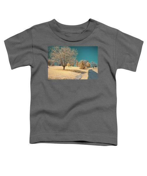 A Mustard World Toddler T-Shirt