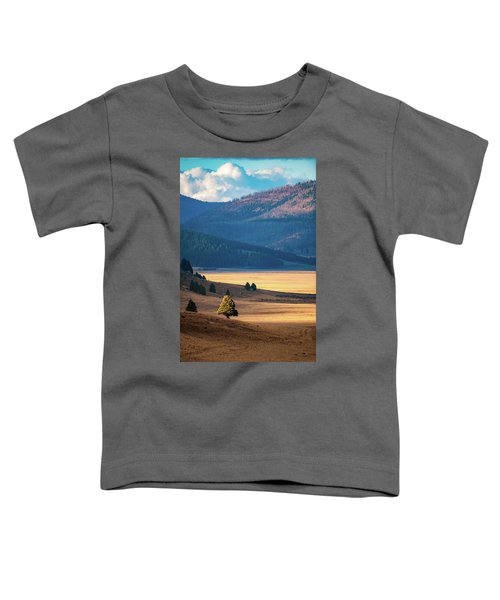 A Slice Of Caldera Toddler T-Shirt