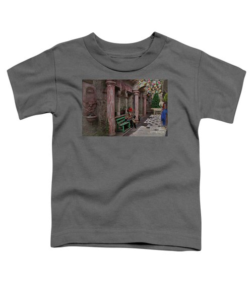 A Sunny Afternoon Toddler T-Shirt