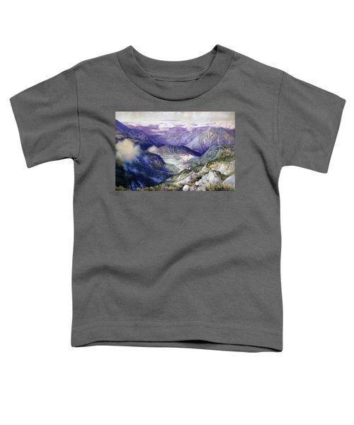 Above The Clouds - Digital Remastered Edition Toddler T-Shirt