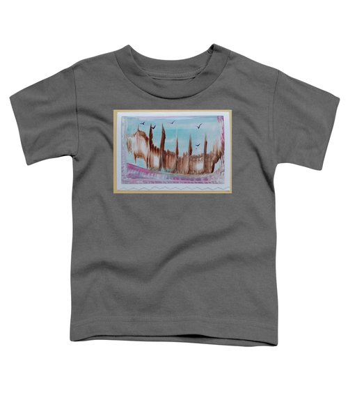 Abstract Castles Toddler T-Shirt