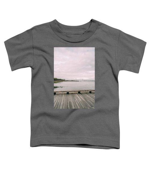 Across The Marsh Toddler T-Shirt