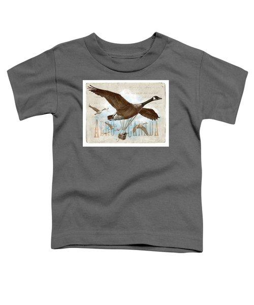 Aero Canada Toddler T-Shirt