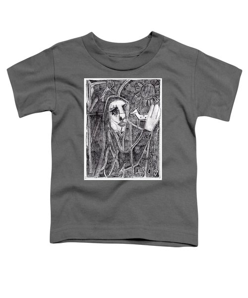 After Childish Edgeworth Pencil Drawing 10 Toddler T-Shirt