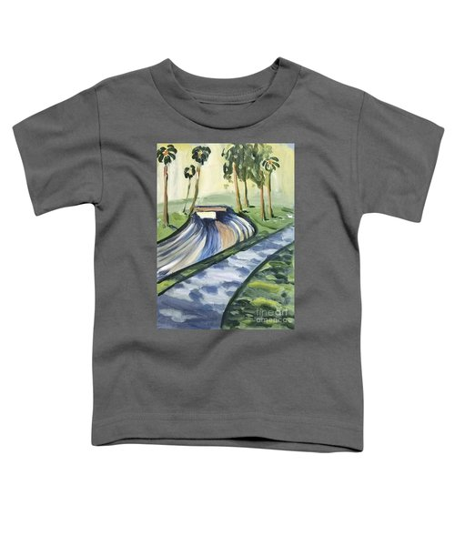 Afternoon In The Park Toddler T-Shirt