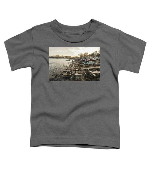 Ahtopol Fishing Town Toddler T-Shirt