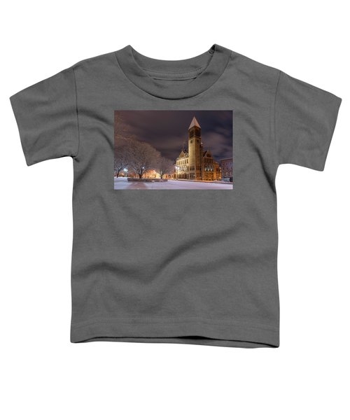 Albany City Hall Toddler T-Shirt