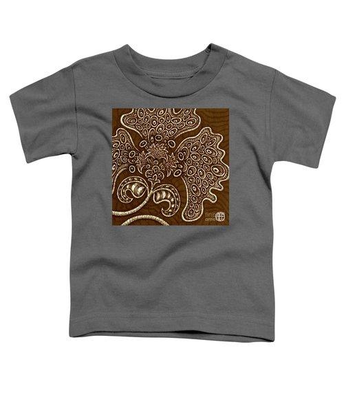 Alien Bloom 6 Toddler T-Shirt