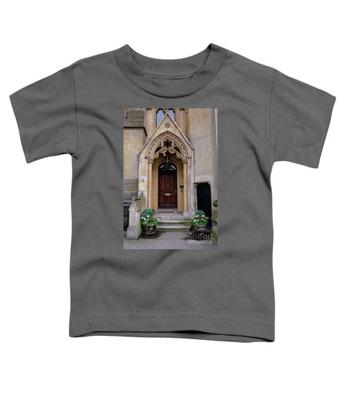 All Are Welcome Toddler T-Shirt