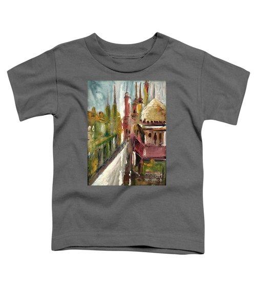 Mosque  Toddler T-Shirt