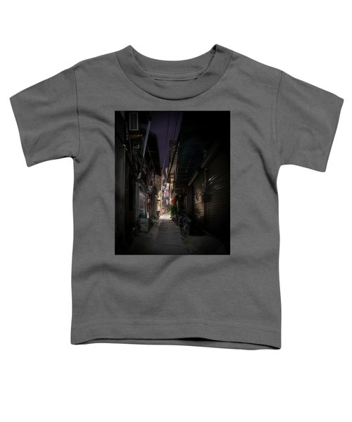 Alleyway On Old West Street Toddler T-Shirt