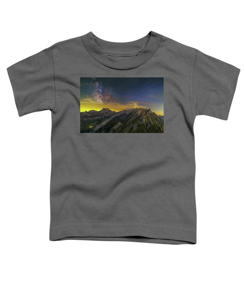 Alpstein Nights Toddler T-Shirt
