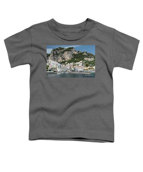 Amalfi Port Toddler T-Shirt