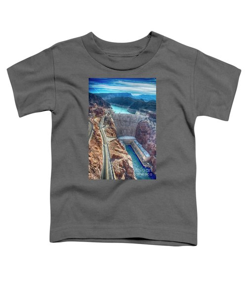 Amazing Hoover Dam Toddler T-Shirt