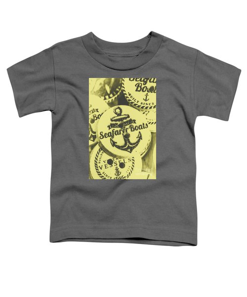 Anchorage At The Old Corkscrew Inn Toddler T-Shirt