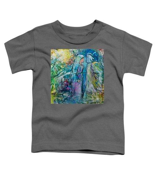 Angel Encounter Toddler T-Shirt