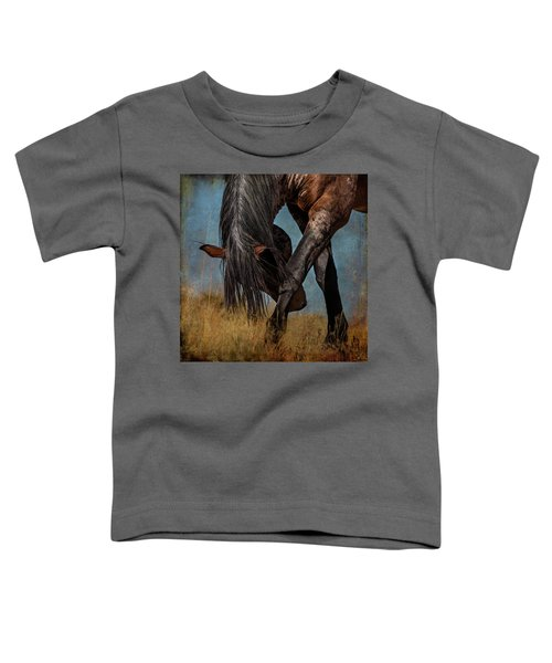 Angles Of The Horse Toddler T-Shirt