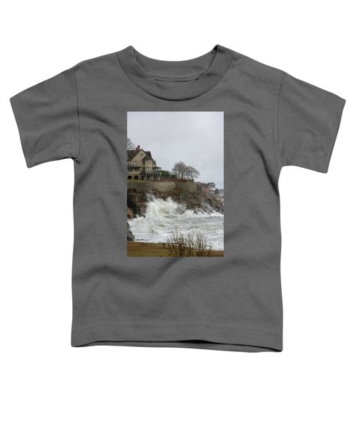 Angry Splash Toddler T-Shirt