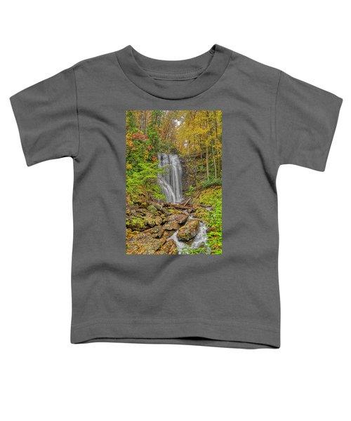 Anna Ruby Falls Left Toddler T-Shirt