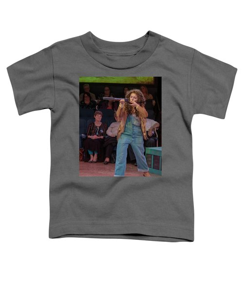 Annie Got Her Gun Toddler T-Shirt