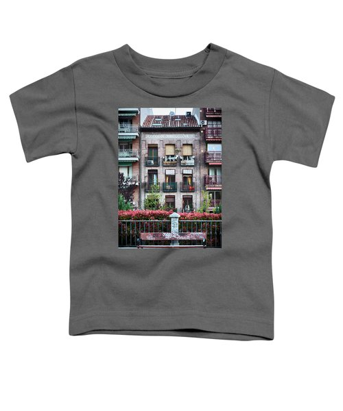 Apartments In Madrid Toddler T-Shirt