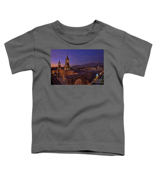 Arequipa Is Peru Best Kept Travel Secret Toddler T-Shirt