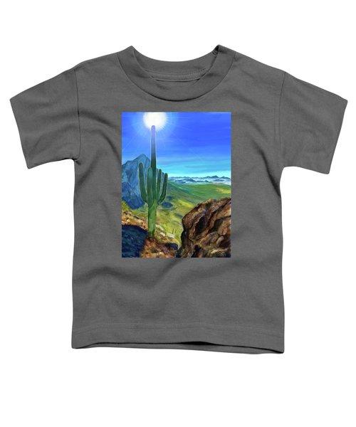 Arizona Heat Toddler T-Shirt