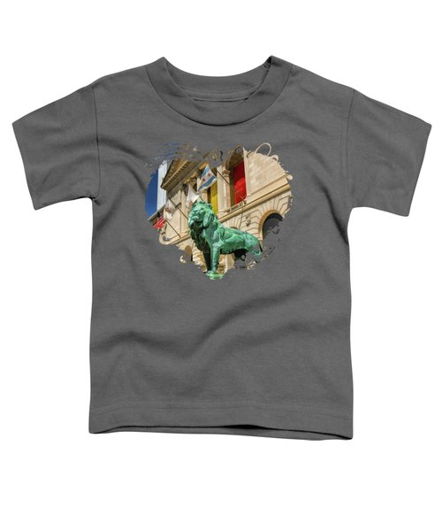 Art Institute In Chicago Toddler T-Shirt