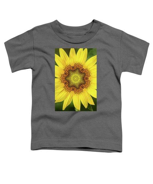 Artistic 2 Perfect Sunflower Toddler T-Shirt