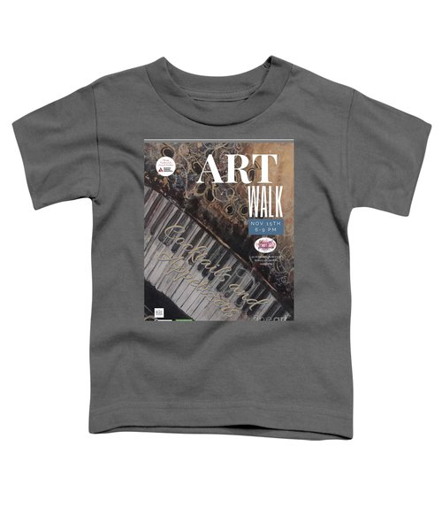 Artwalk Art Show Scottsdale  Toddler T-Shirt