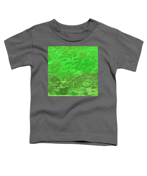 Green Expansions Toddler T-Shirt
