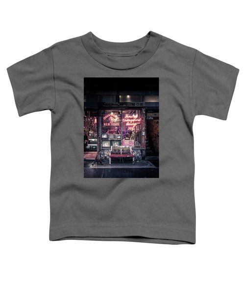 Underground Boxing Club Nyc Toddler T-Shirt