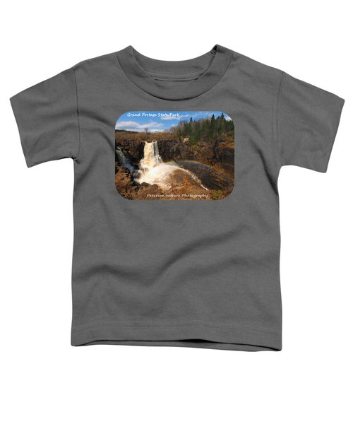 High Falls Rainbow Toddler T-Shirt