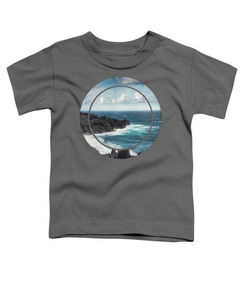Sea Spray - La Palma - Canary Islands Toddler T-Shirt