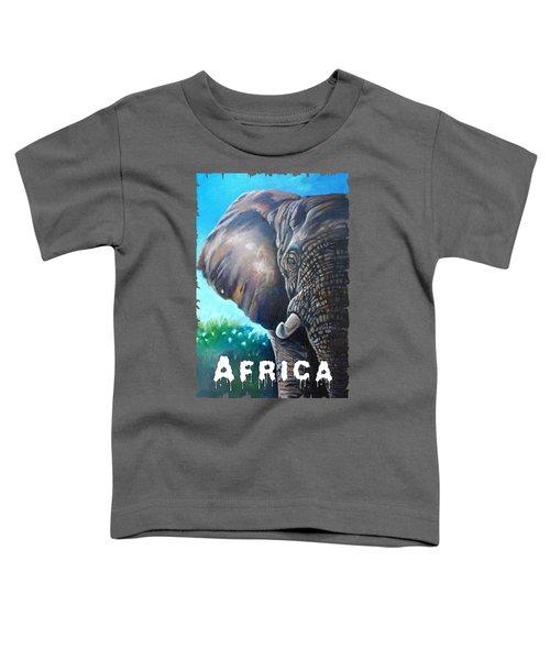 Big Ear Toddler T-Shirt