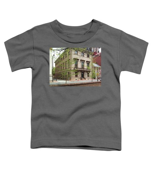 Athenaeum Exterior Toddler T-Shirt