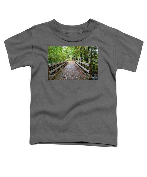 Autumn Bridge Toddler T-Shirt