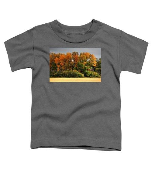 Autumn Is Nigh  Toddler T-Shirt
