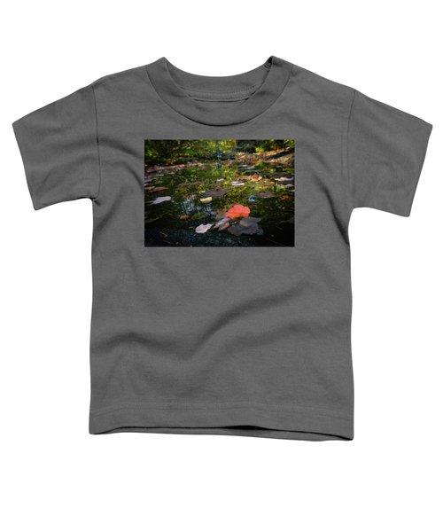 Autumn Leaf Toddler T-Shirt