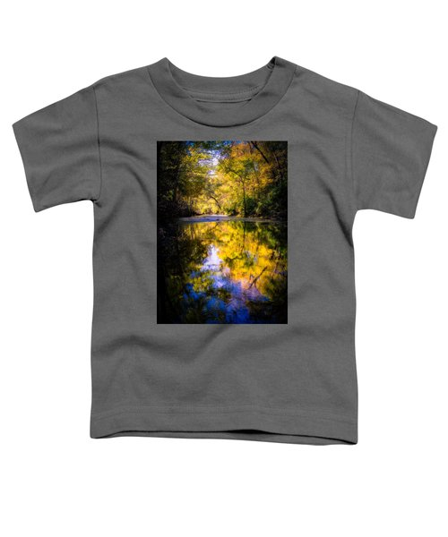 Autumn Reflections Toddler T-Shirt