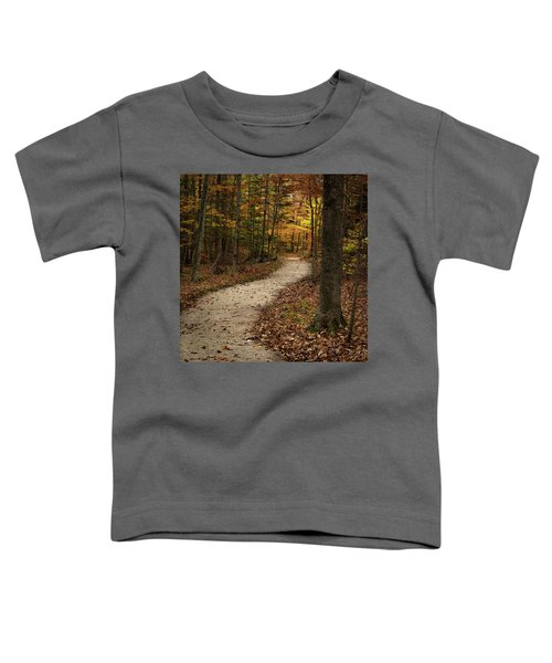 Autumn Trail Toddler T-Shirt