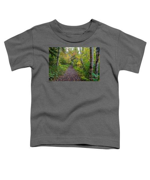 Autumn Woods Toddler T-Shirt